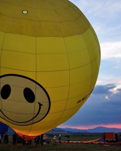 Diana Cherecheș și Kinga Kalmar - Maramures Balloon Fiesta 2012 (2)